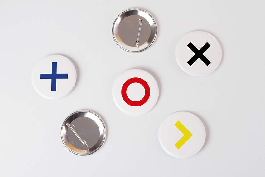 CLX // Buttons